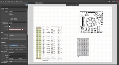 Seamless PCB Documentation Process - Features