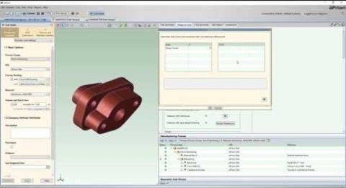 aPriori Design to Cost Capabilities Help Engineers Identify Manufacturability Issues