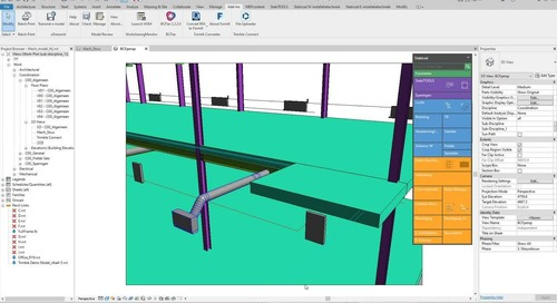Webinar opname NL: Trimble Connect - Workflow voor BIM-projecten in Revit