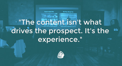 i. Client win: Content hub