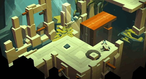 Lara Croft GO Launch Trailer