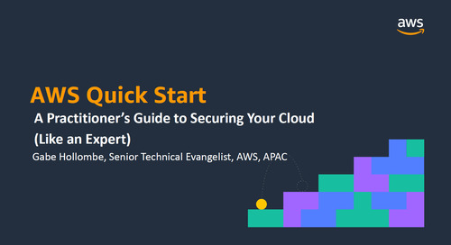 A Practitioner's Guide to Securing Your Cloud (Like an Expert)