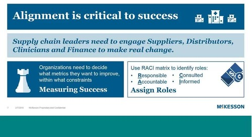 Using supply chain to contribute to your bottom line