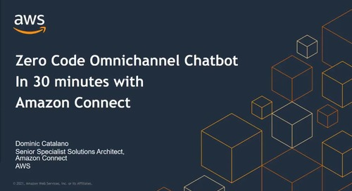Quickly Implement QnABot with Amazon Connect