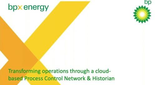 Transforming Oilfield Operations through a Cloud Process Control Network