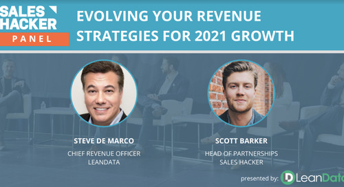 Evolving Your Revenue Strategies for 2021 Growth