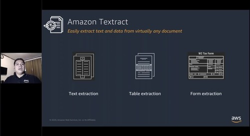 Build an AI-driven application (no machine learning experience required)