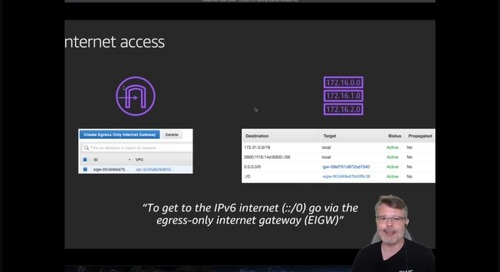 Getting Started with AWS Networking (French)