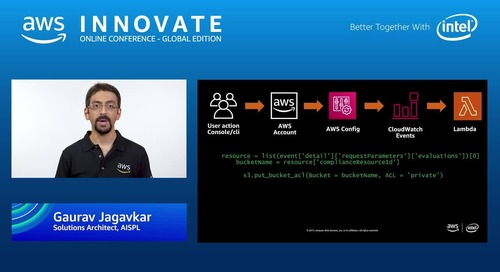 Security Automation toolkit - AWS Innovate