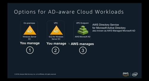 深入淺出 AWS 混合式雲端架構