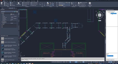 EC-CAD Sheet Metal Training Exercise Part 22: Extracting Point from EC-CAD
