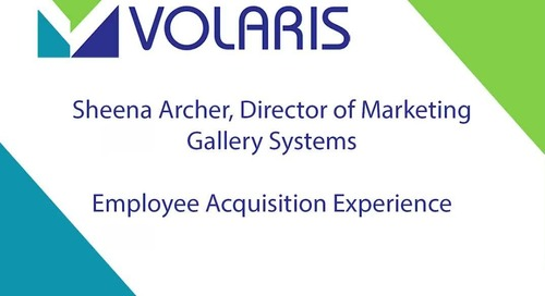Employee Acquisition Experience: Sheena from Gallery Systems