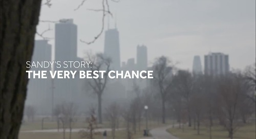 Video: Sandy's Story: The Very Best Chance – featuring Charles Miller, MD