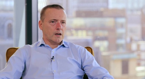 Empowering Innovation at Virgin Trains – With Virgin Train's CIO and Project Director, John Sullivan