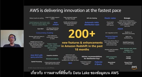 [Thai Sub] Modernise your Data Platform - Keynote and Fireside Chat