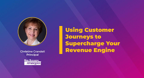 Using Customer Journeys to Supercharge Your Revenue Engine