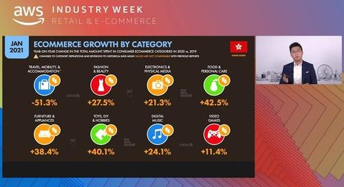 Keynote Digital Transformation Trend for Retail Industry