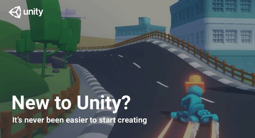 Start Creating with Unity (Official Unity Beginner Tutorials)