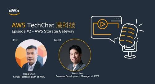 AWS Tech Chat EP2