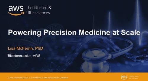 Powering precision medicine at scale