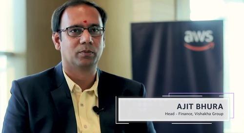 AWS customer reference -Vishakha Group