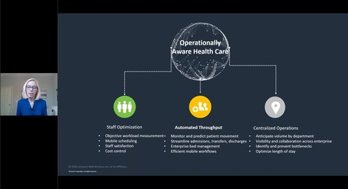 Cerner - Enabling a real-time health system with ML and AI