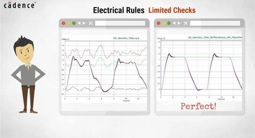 Sigrity Tech Tip - Power Aware Rule Checks