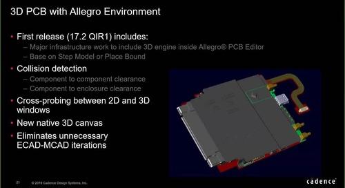 Allegro - ECAD-MCAD Library Creator (HPE)