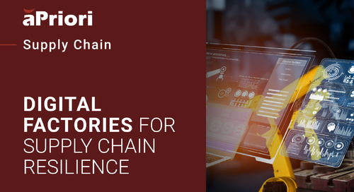 Reducing Supply Chain Risk While Increasing Understanding of Available Regions, Suppliers and Routings