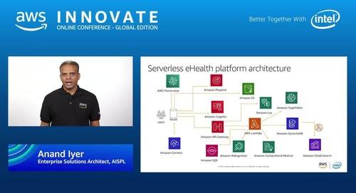 Serverless Healthcare Platform - AWS Innovate