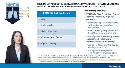 Video: Evidence Summary of PRODIGY Study