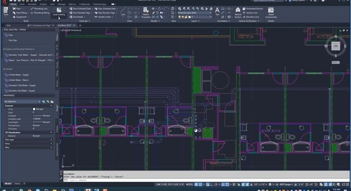 Getting Started with EC-CAD Piping Part 4: Part Manager