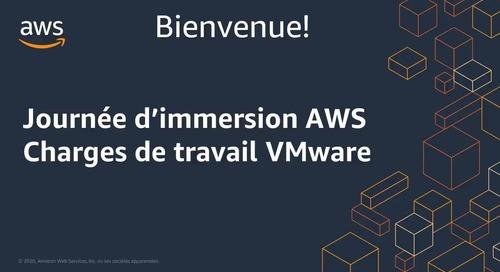 Immersion Day: VMware Workloads FR