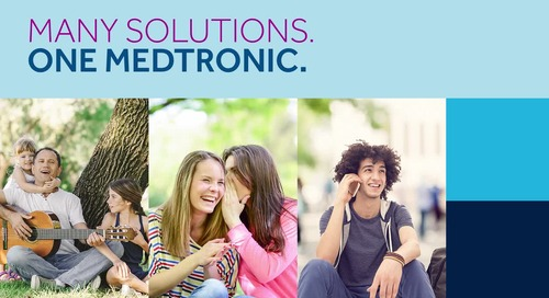 One Medtronic. Many Solutions.