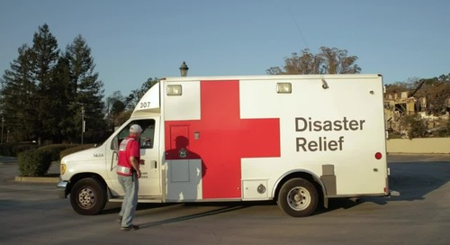 Trevor Riggen - SVP, Disaster Cycle Services, American Red Cross