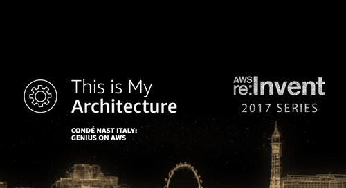 Condé Nast Italy: Genius on AWS