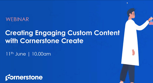 Creating Engaging Custom Content with Cornerstone Create