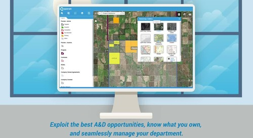 Life of a Landman Simplified with Land Management Software