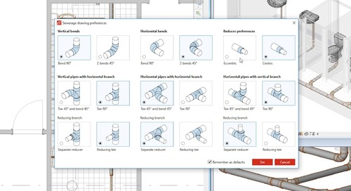 Ostendorf Product Line Placer for Revit - with Optimizer