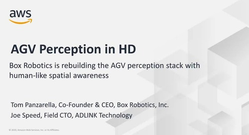 AGV Perception in HD_ Box Robotics is Rebuilding the AGV Perception Stack with Human-Like Spatail Aw