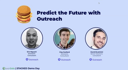 Predict the Future with Outreach