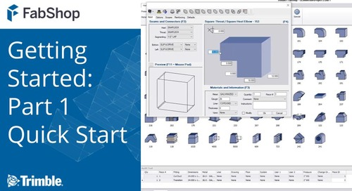 Getting Started with FabShop:  Part 1 Quick Start