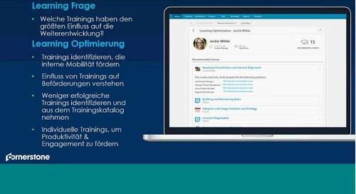 Webinar - Der Zukunft einen Schritt voraus mit Predictive Analytics