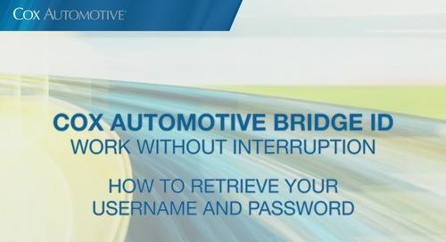 Reset Your Dealertrack Password or Login ID