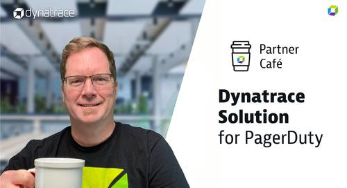 Dynatrace Partner Café - PagerDuty