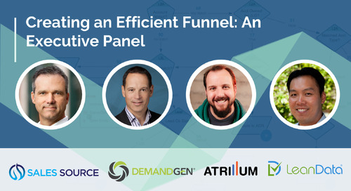 Creating an Efficient Funnel - An Executive Panel