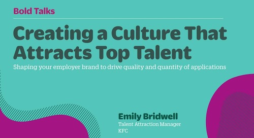 Creating a Culture that Attracts Top Talent
