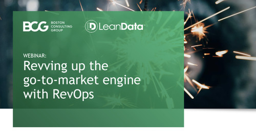Revving Up the Go-to-Market Engine with RevOps