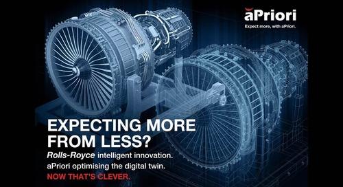 Rolls-Royce & aPriori Digital Twin Full Video - LinkedIn Outreach
