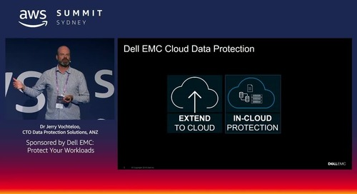 Data Protection Without Compromise - Why Architecture Matters (Sponsored by Dell EMC)